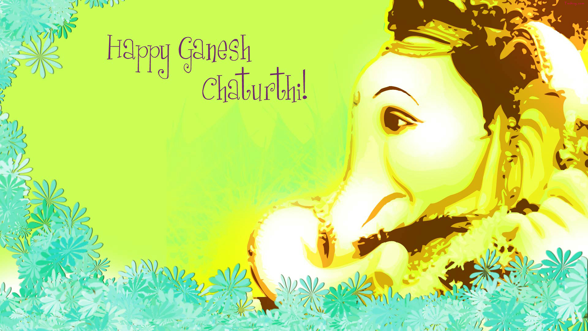 Ganesh Chaturthi Wallpapers For Mobile & PC - Free Download