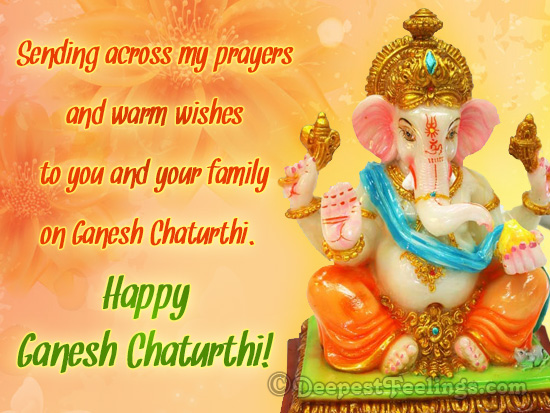Ganesh Chaturthi Facebook Covers, Photos & Banners [*Free Download*]