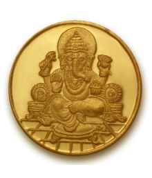 Ganesh Gold / Silver Coins