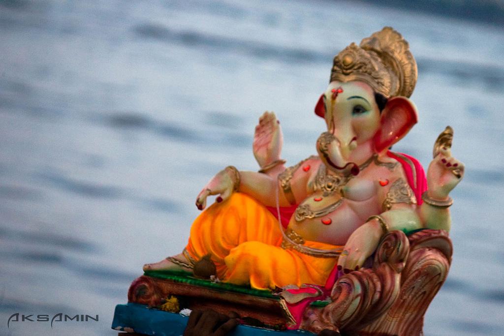 Ganesh Visarjan 2021 – Anant Chaturdashi Celebration in India