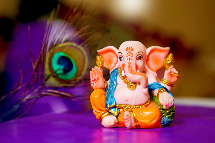 Shree Ganesha Whatsapp DP Image -{profile Pic}4
